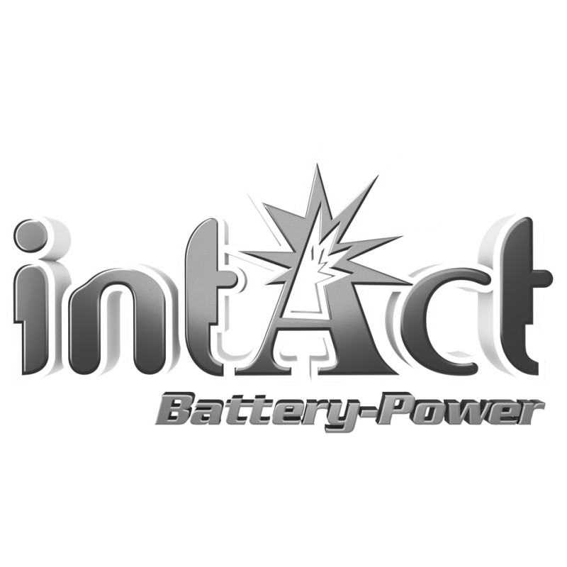 Intact Battery-Power